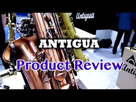 Antigua - Saxophone Product Review - BriansThing