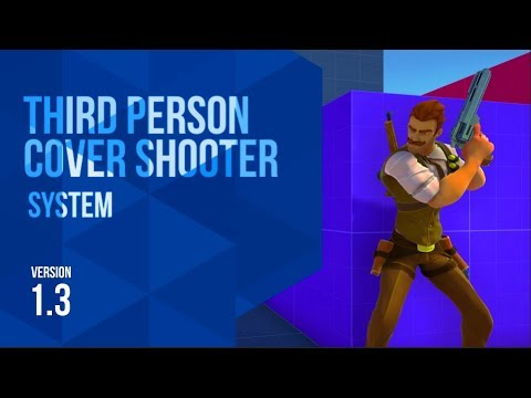 Third Person Cover System for Unity