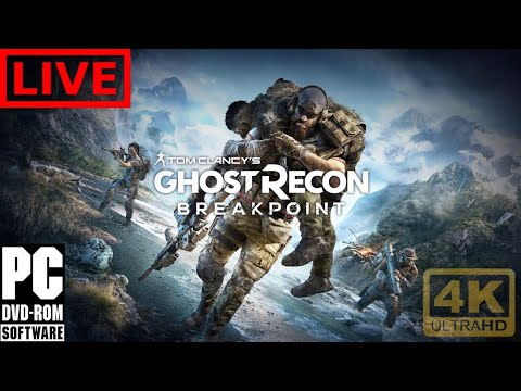 Live   Ghost Recon Breakpoint PC Beta   I Won't Fall Asleep This Time