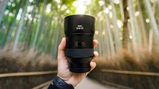 Sony's BEST ALL-AROUND Prime Lens?? - Sony a7III a7RIII