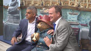 Hugh Bonneville thinks Paddington Bear would make 'a very good Prime Minister'