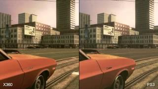 Driver: San Francisco PS3/Xbox 360 Comparison