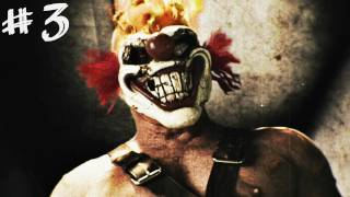Twisted Metal Gameplay Walkthrough - Part 3 - Juggernaut (Sweet Tooth Story Mode) [PS3]