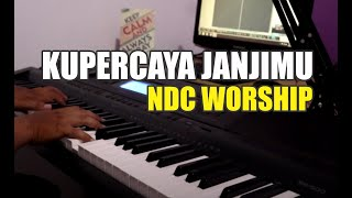 Download Lagu Kupercaya janjiMu ajaib (NDC Worship) - Simple Piano Cover mp3