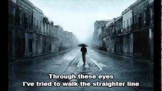 Social Distortion  - Through These Eyes  - lyrics