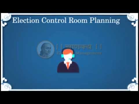 Chankya Election Management For Maharashtra Corporation Election 2017