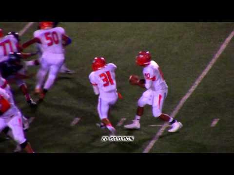 TEXAS - Canutillo High QB Javier Gomez (2014 Season)