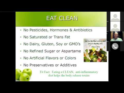 Arbonne 30 Day Healthy Living Program Overview