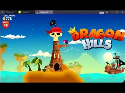 dragon hills 2 hacked apk