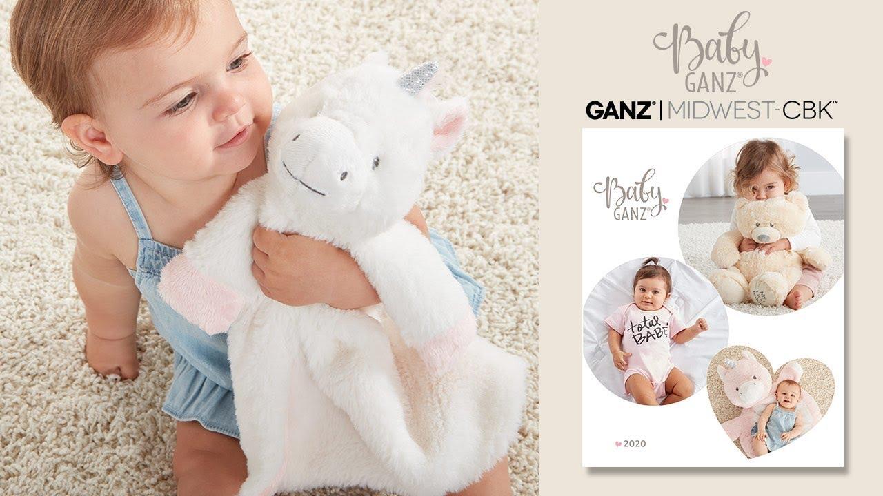 Baby Ganz 2020 Catalog - YouTube