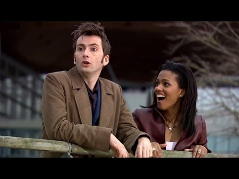 Is Captain Jack The Face of Boe?   Last of the Time Lords   Doctor Who   BBC