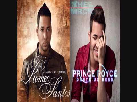 mix de bachata Romeo Santos - Prince Royce 2018