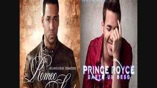 mix de bachata (Romeo Santos - Prince Royce) 2014
