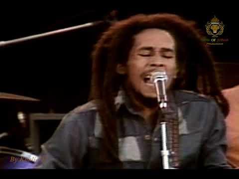 Rastaman Vibration - BOB MARLEY - CONCERT -SANTA BARBARA 1979