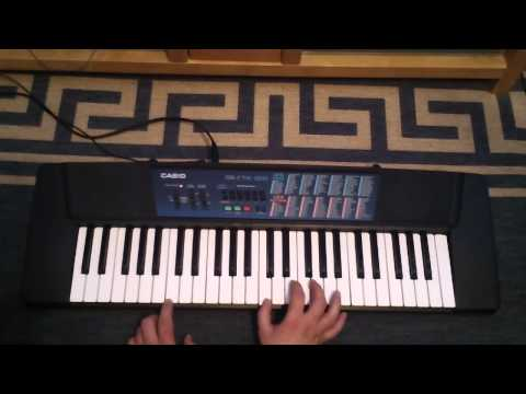 Casio CTK-120 Keyboard 100 Sounds & Features