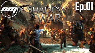 Shadow of War (Let's play - Ep.01 - Le début de l'aventure)