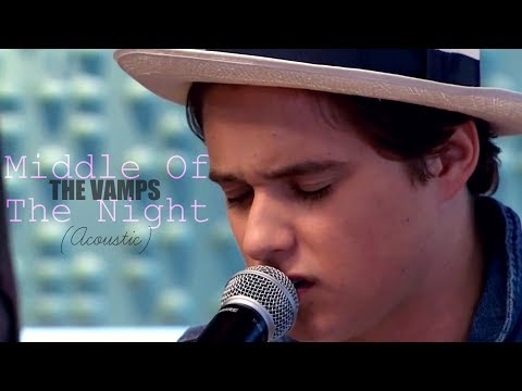 THE VAMPS - Middle Of The Night (Acoustic) at Sunday Brunch
