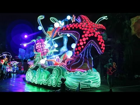 Lotte World Light Parade | South Korea
