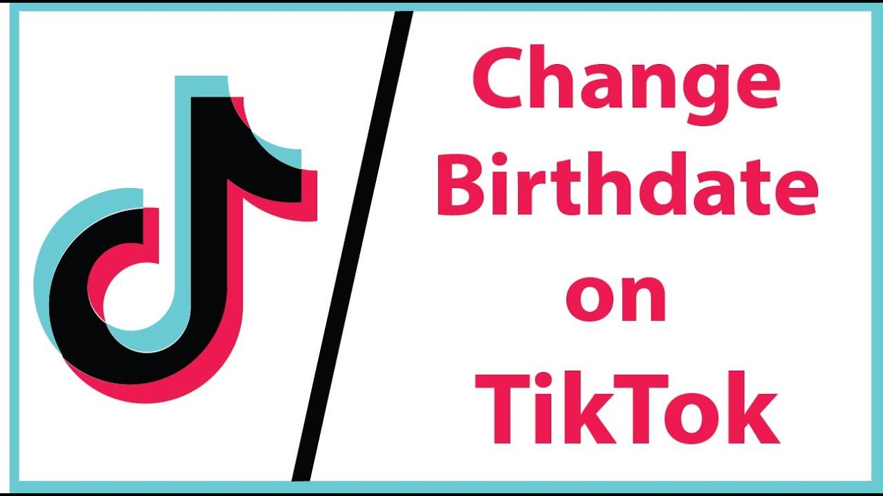 Tiktok Tutorial How To Change Birthdate On Tiktok 2020 Change Tiktok Age Instantly Youtube