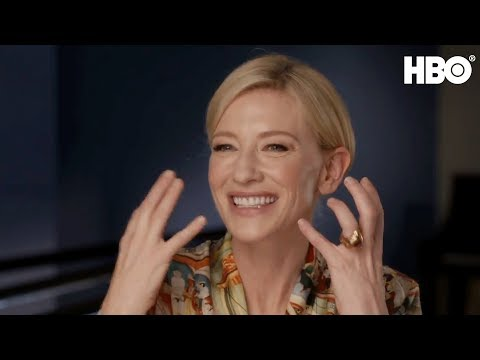 Cate Blanchett & Eric Bana Talk Childhood Influence  Spielberg 2017  HBO