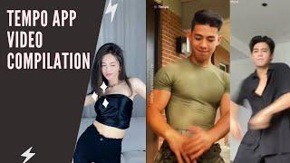 TEMPO APP VIDEO COMPILATION   FACE SWAP APP #TRENDING #faceswap screenshot 4