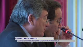 Yvelines : le préfet s'invite au Conseil Départemental