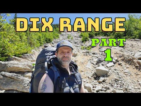 Dix Range - Macomb mountain - Part 1 of 2