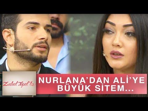 Zuhal Topal'la 212. Bölüm (HD) | Yeni Talibi Gelen Ali'ye Nurlana Öyle Bir Şey Söyledi ki...