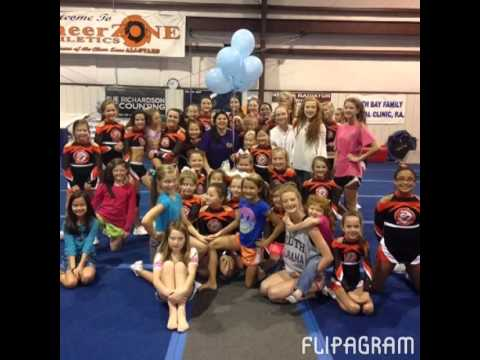 Cheer zone gulfport ms