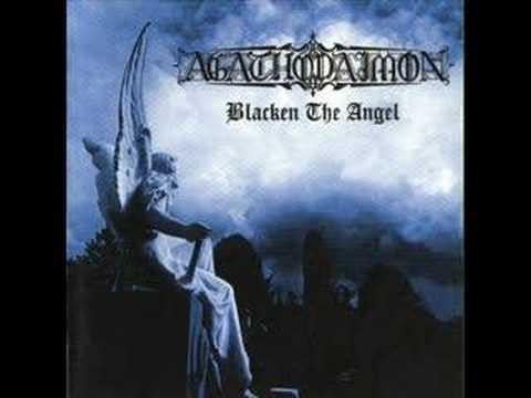 Agathodaimon - Banner of Blasphemy