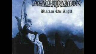 Agathodaimon - Banner of Blasphemy