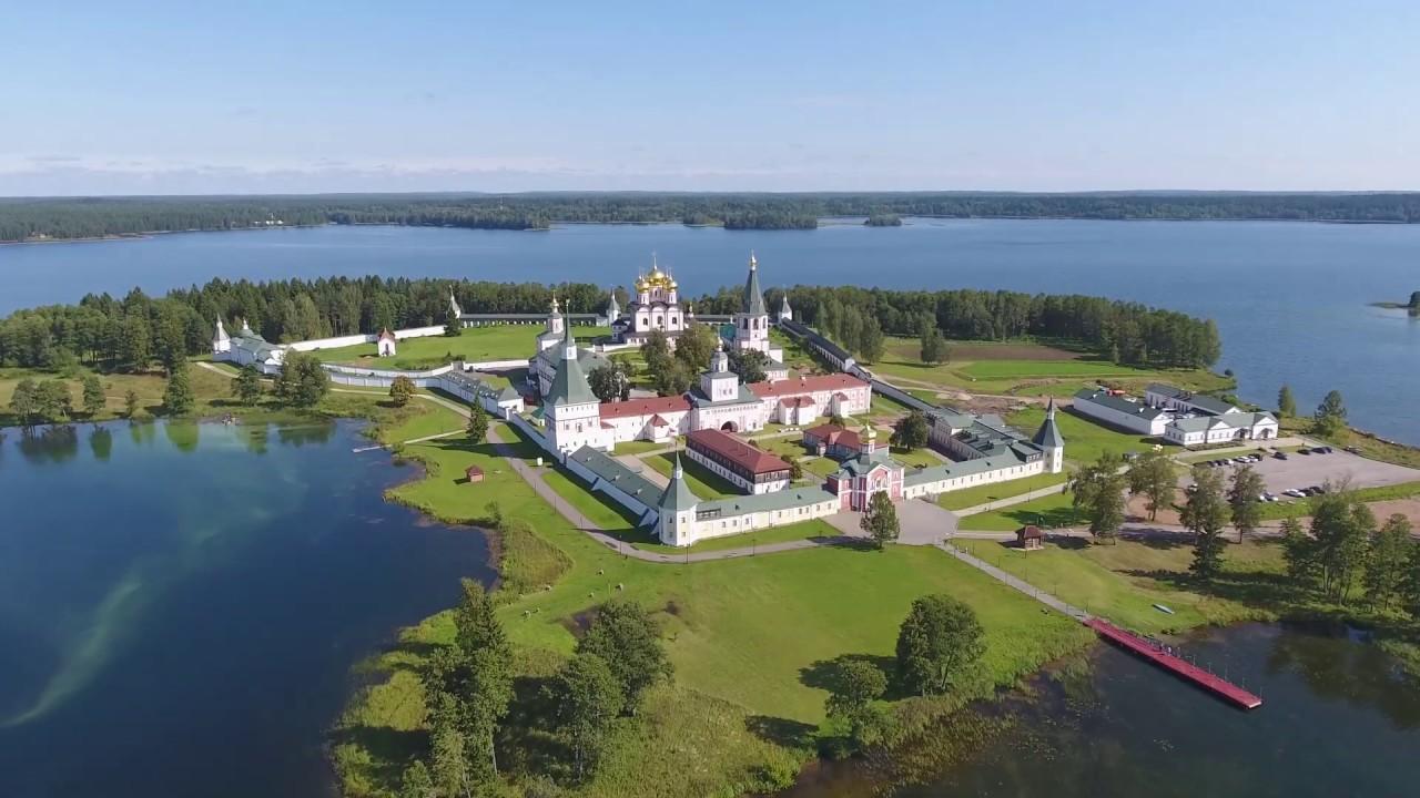 такие фото монастыря на острове озера в валдае зависимости того