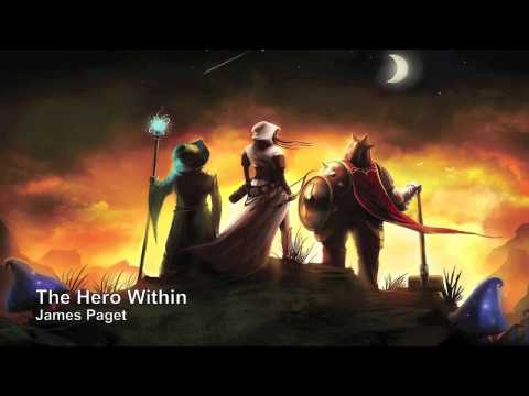 James Paget - The Hero Within (Dramatic Energetic Adventure)