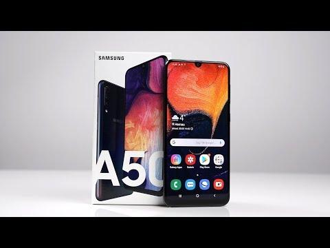 Unboxing: Samsung Galaxy A50 (Deutsch) | SwagTab