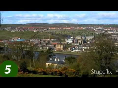 Waterside Derry Ireland *HD