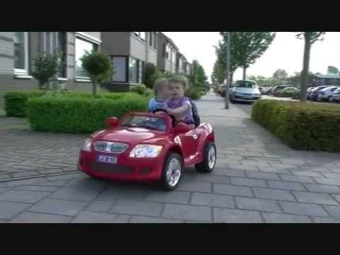 voiture cabriolet lectrique inspir bmw 12v enfants 3 6 ans youtube. Black Bedroom Furniture Sets. Home Design Ideas