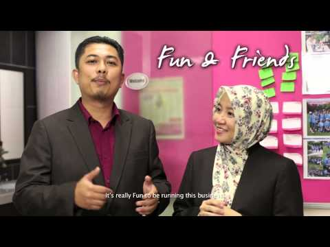 Mas Ayuzie - From Pampered Princess to Successful Businesswoman