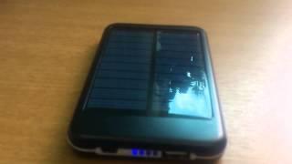 Дополнительный аккумулятор с солнечной батареей(, 2013-08-02T11:05:16.000Z)