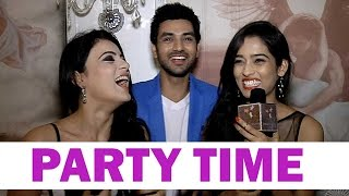 Meri Aashiqui Tumse Hi Cast & Crew Enjoy At A Party