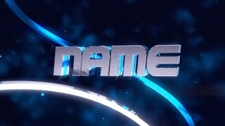 Free 3D Intro #13 | Cinema 4D/AE Template