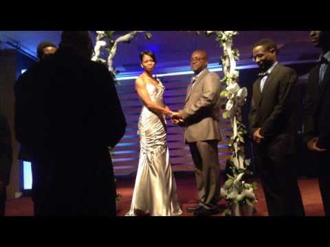 25th Wedding Ceremony Renewal of Vows for Sammy & Stephanie Davis