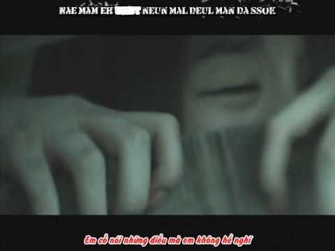 [Vietsub + Kara] T-ara - Lies (Ballad version)