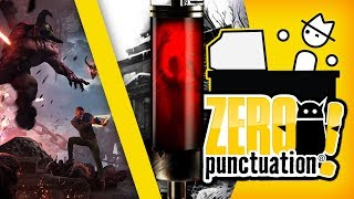 The Inpatient and Doom VFR (Zero Punctuation) (Video Game Video Review)