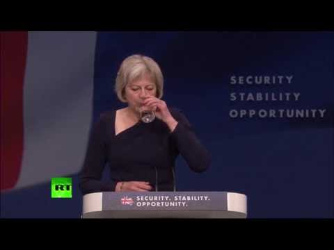 Theresa May: Migration a threat to social cohesion