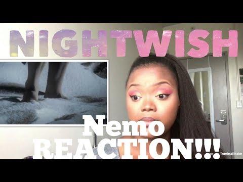Nightwish- Nemo REACTION!!!