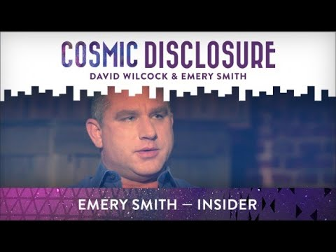 "FREE Episode: Cosmic Disclosure - ""Paul"" Comes Forward! David Wilcock & Emery Smith #1 of 5"