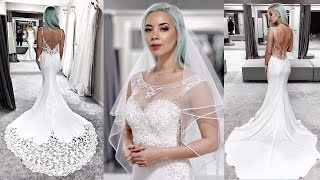 Wedding Dress Shopping! 👰💍 | LLimWalkerVlogs