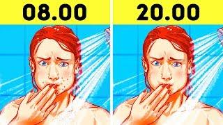 Doktorlar Duş Almak İçin En Doğru Zamanı Açıkladı!