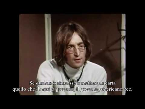 Frasi John Lennon: le parole che non concludono rilevanza e significato