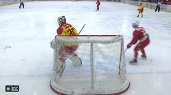 HC Valais Martigny - HC Sierre 6-3 (0-0; 3-2; 3-1)